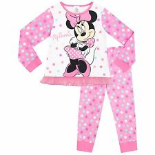 Disney Minnie Mouse Pyjamas | Girls Minnie Mouse PJs | Disney Pyjamas | NEW