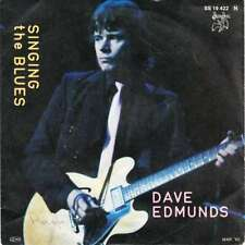 "Dave Edmunds - Singing The Blues (7"", Single) Vinyl Schallplatte - 4114"