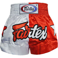 Fairtex Muay Thai Shorts, Satin, BS113, Thaibox Hosen Short Thaiboxen Kickboxen