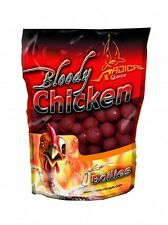 (7,99€/1kg) Quantum Radical Bloody Chicken Boilies 1kg