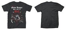 Grim Reaper - See You In Hell (NEW MENS T-SHIRT )