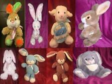 Various Bunny Rabbit Lamb Cuddly Soft Toy Easter Spring
