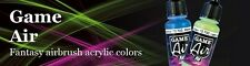 Vallejo Game Air - Acrylic Airbrush Paints Range
