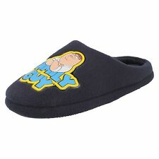 UOMO FAMILY GUY PETER GRIFFIN navy ciabatte