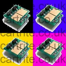 Toner cartridge reset chips for HP LaserJet Pro CP1525n CP1525nw 128A non-OEM