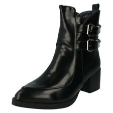 Mujer Spot On Botines Label F50343
