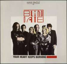 "Blind Date - Your Heart Keeps Burning (12"", Maxi) Vinyl Schallplatte - 76024"