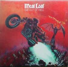 Meat Loaf - Bat Out Of Hell (LP, Album, RE) Vinyl Schallplatte - 116308