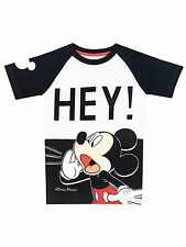 Disney Mickey Mouse T-Shirt | Boys Mickey Mouse Tee | Mickey Mouse Top | NEW