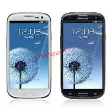 Samsung Galaxy S3 Android Mobile Phone 16GB GT-I9300 Unlocked Smartphones 4G