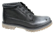 Timberland AF Nellie Chukka Waterproof Womens Boots Black Leather A12PK D5