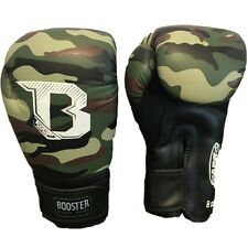 Booster Boxhandschuhe, Kinder, camo, Boxing Gloves, MMA, Muay Thai, Kickboxen