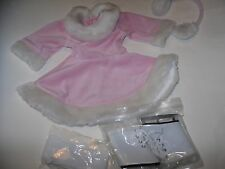 Skating Outfit Doll Clothes-Skates -Tights-fits 18 inch American Girl Dolls