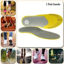 1 Pair Shoes Cushion Flatfoot Insert Shoes Pad Insole Support Pain Relief M5U5