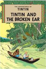 The Adventures of Tintin: The Broken Ear by Herge (Paperback, 2002)