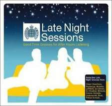Various - Late Night Sessions (2xCD, Comp, Mixed) CD - 419