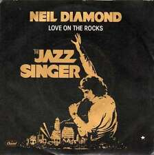 "Neil Diamond - Love On The Rocks (7"", Single) Vinyl Schallplatte - 3943"