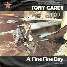 "Tony Carey - A Fine Fine Day (7"", Single) Vinyl Schallplatte - 14388"