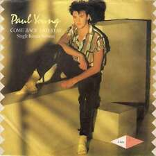 """Paul Young - Come Back And Stay (Single Remix Ver 7"""" Vinyl Schallplatte - 15718"""