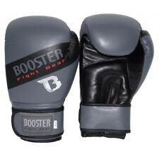 Booster Boxhandschuhe, BT-Sparring, grau, Boxen, Boxing Gloves, MMA, Muay Thai