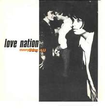 "Love Nation - Everything 4 You (12"") Vinyl Schallplatte - 27349"