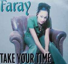 "Faray - Take Your Time (12"") Vinyl Schallplatte - 46710"