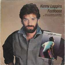 "Kenny Loggins - Footloose (7"", Single) Vinyl Schallplatte - 15886"