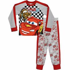 Disney Cars Pyjamas | Boys Disney Cars Pyjama Set | Cars Lightning McQueen PJs |