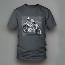 Kevin Schwantz 1988 Pepsi GP Suzuki Heroes & Legends Motorcycle T-Shirt