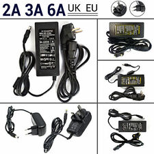 12V 2A 3A 6A Power Supply Charger Adapter Connector For Led Strip Flexible Light
