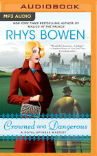 Royal Spyness: Crowned and Dangerous 10 by Rhys Bowen (2016, MP3 CD, Unabridged)