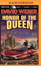 Honor Harrington: The Honor of the Queen 2 by David Weber (2014, MP3 CD,...