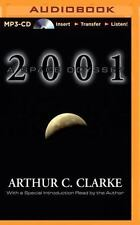 2001 : A Space Odyssey by Arthur C. Clarke (2014, MP3 CD, Unabridged)