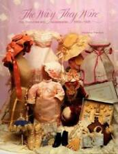 French & German Antique Doll Clothes Dresses Shoes More
