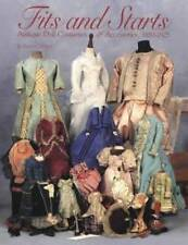 Fits Starts Book Antique Doll Costumes Clothes Vintage