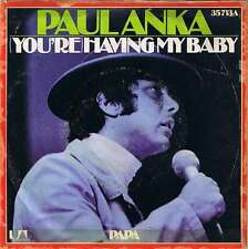 "Paul Anka - (You're) Having My Baby (7"", Single) Vinyl Schallplatte - 20776"