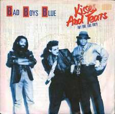 "Bad Boys Blue - Kisses And Tears (My One And Only) 7"" Vinyl Schallplatte - 4527"