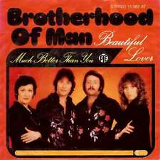 "Brotherhood Of Man - Beautiful Lover (7"", Single) Vinyl Schallplatte - 4564"