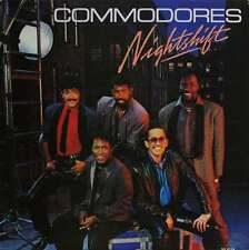 Commodores - Nightshift (LP, Album) Vinyl Schallplatte - 83808