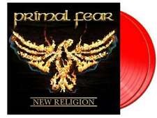 Primal Fear - New Religion (2xLP, Album, Ltd, Red Vinyl Schallplatte - 92173