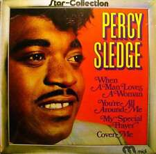 Percy Sledge - Star-Collection (LP, Comp, RP) Vinyl Schallplatte - 117077