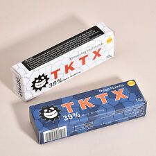 TKTX For Semi Permanent Tattoo Anesthetic 35%/39% Deep/Fast Skin Numbing Cream