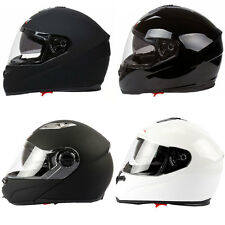 Mach1 Casco integral plegable Flip up para motocicleta De Moto