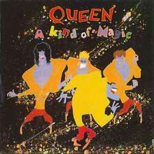 Queen - A Kind Of Magic (LP, Album, Gat) Vinyl Schallplatte - 122997