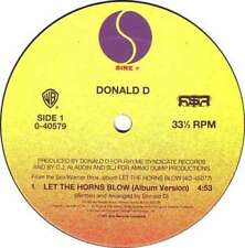 "Donald D - Let The Horns Blow (12"") Vinyl Schallplatte - 58289"