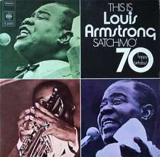 Louis Armstrong - This Is Louis Armstrong - Satch Vinyl Schallplatte - 71471