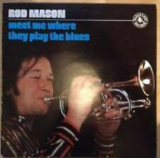 Rod Mason - Meet Me Where They Play The Blues (LP Vinyl Schallplatte - 75418