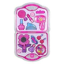 Fajiabao New Portable Kids Pretend Role Play Makeup Toy Set with Hairdryer