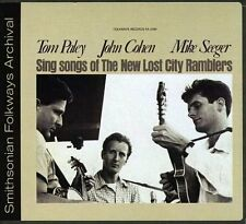 NEW LOST CITY RAMBLERS-SING SONGS OF THE NEW LOST CITY RAMBLERS-CD FOLKWAYS NEU