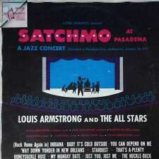 Louis Armstrong And The All Stars* - Satchmo At  Vinyl Schallplatte - 113489